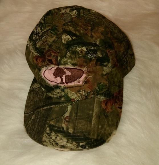 90d35a3961f Mossy Oak Cammo Cap Pink Green